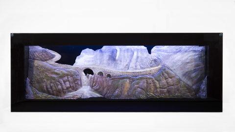 "Plasma Aquarium ""Teufelsbrücke"""