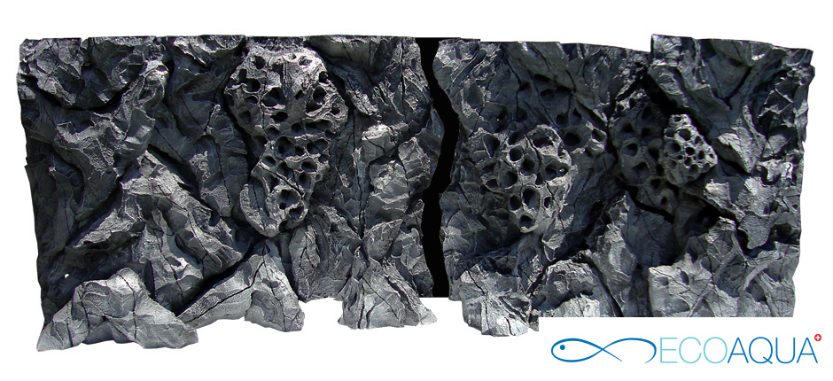 Granit Aquarium Hintergrund