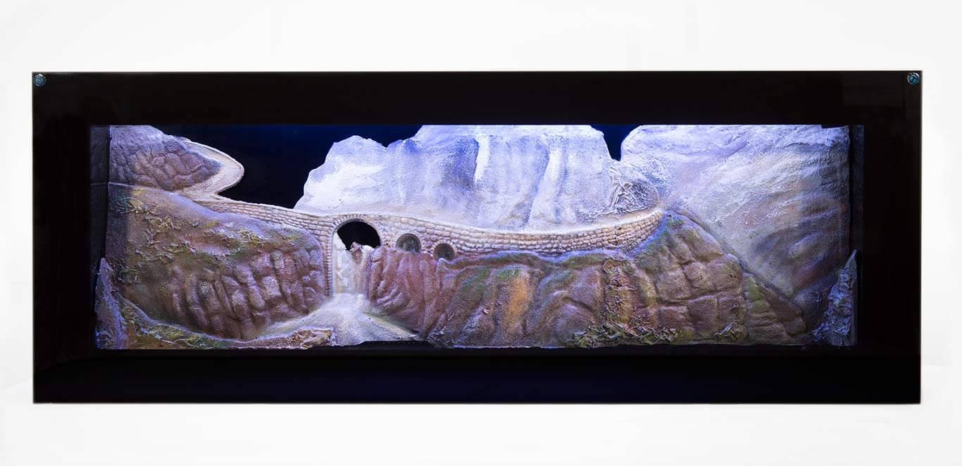 Aquarium lagermodelle